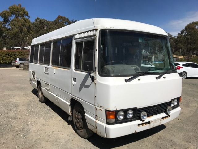 Toyota Coaster BB20