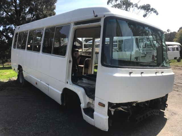 Toyota Coaster HZB30 LWB